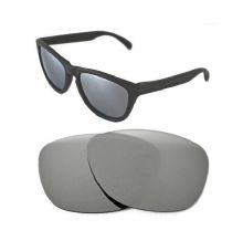 NEW POLARIZED CUSTOM SILVER ICE LENS FOR OAKLEY FROGSKINS SUNGLASSES
